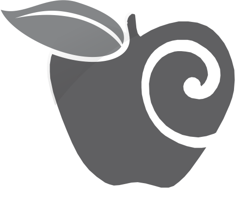 Koru Apple Icon Grow
